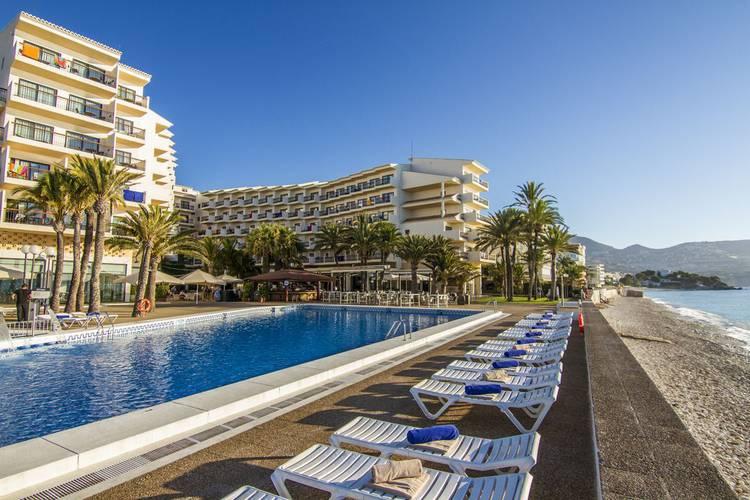 Piscina Hotel Cap Negret Altea, Alicante
