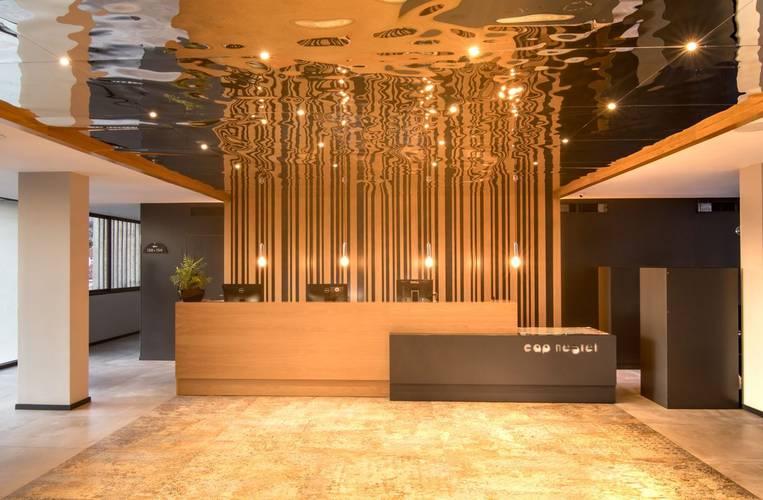 Lobby Hotel Cap Negret Altea, Alicante