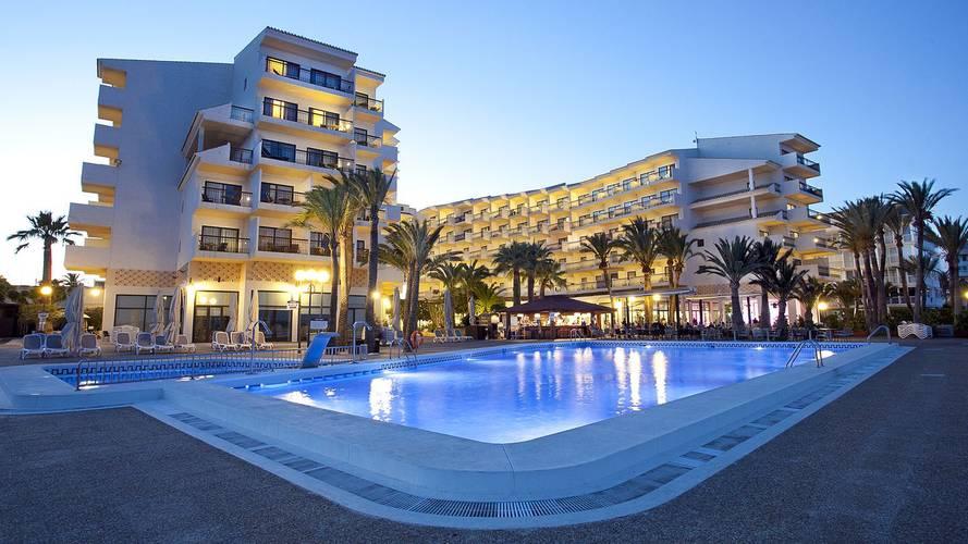 Exteriores Hotel Cap Negret Altea, Alicante