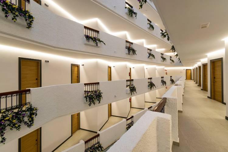 Zonas comunes Hotel Cap Negret Altea, Alicante