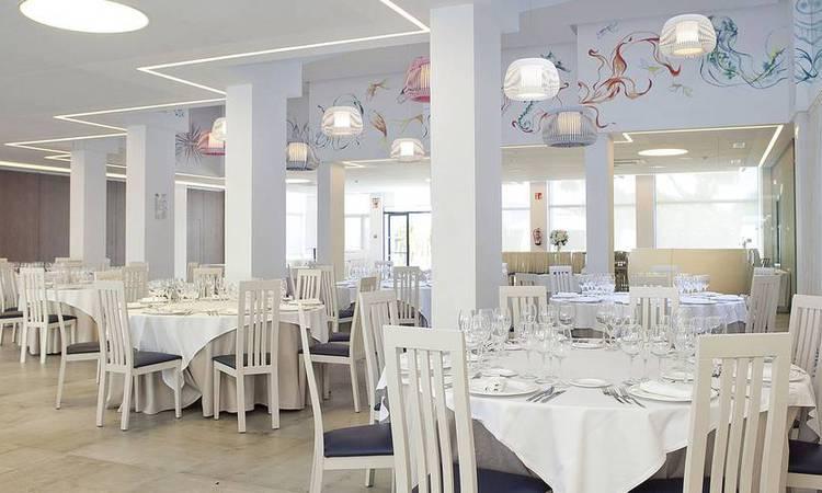 SALÓN MASCARAT Hotel Cap Negret Altea, Alicante