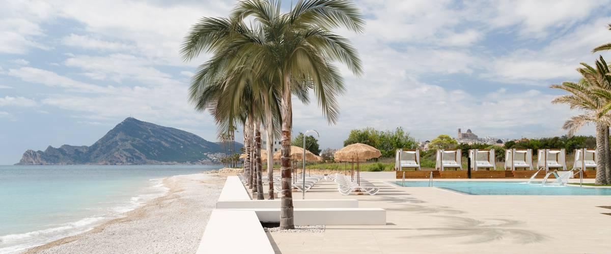 Playa hotel cap negret altea, alicante