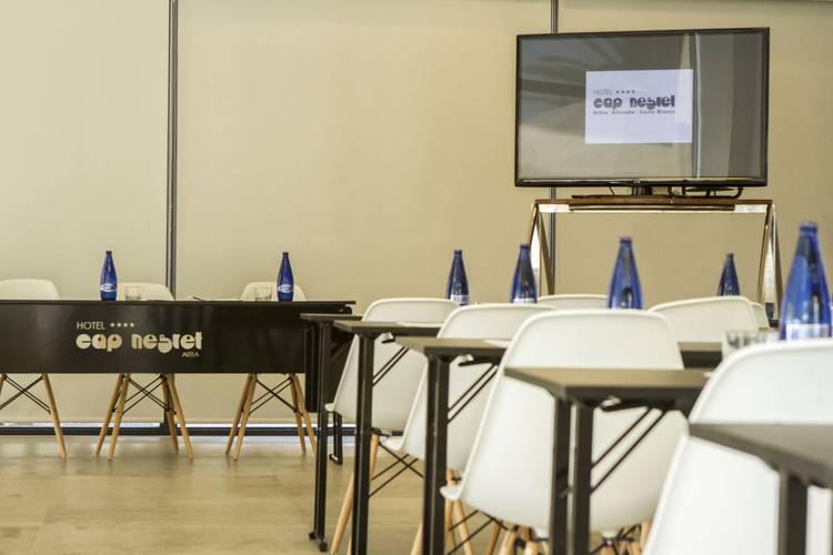 Sala de reuniones Hotel Cap Negret Altea, Alicante
