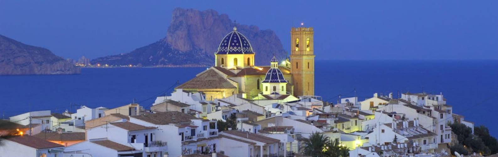 Hotel Hotel Cap Negret Altea, Alicante