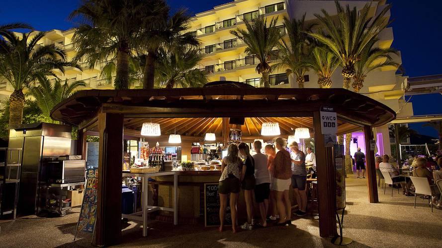 Chiringuito Hotel Cap Negret Altea, Alicante