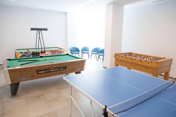 Sala de juegos Hotel Cap Negret Altea, Alicante