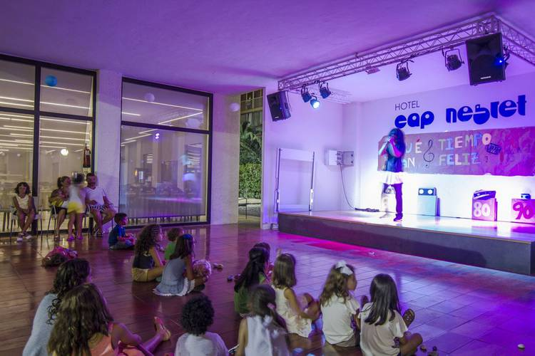 Actividades Hotel Cap Negret Altea, Alicante