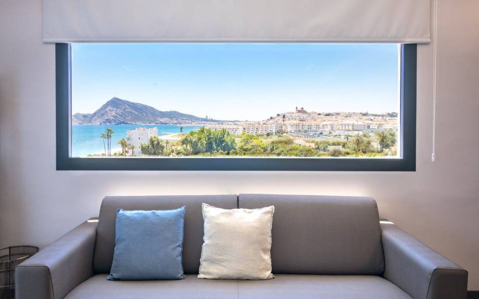 Junior suite altea hotel cap negret altea, alicante