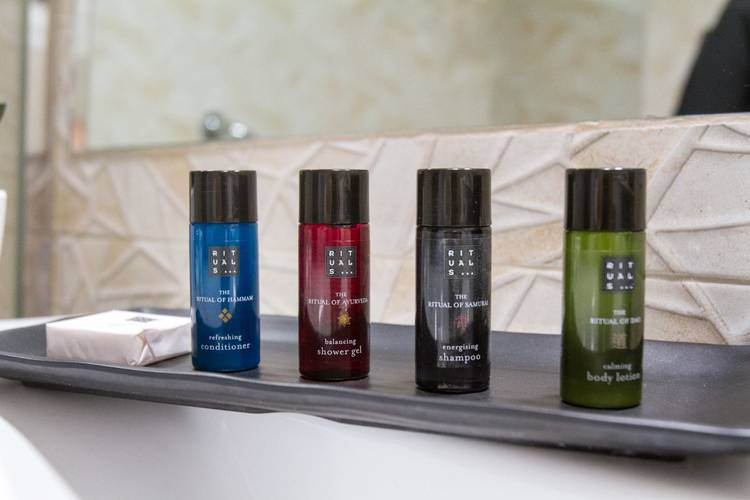 Amenities hotel cap negret altea, alicante