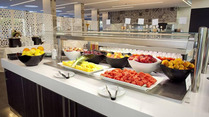 Desayuno buffet Hotel Cap Negret Altea, Alicante
