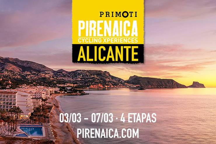 Pirenaica cycling experinece hotel cap negret altea, alicante