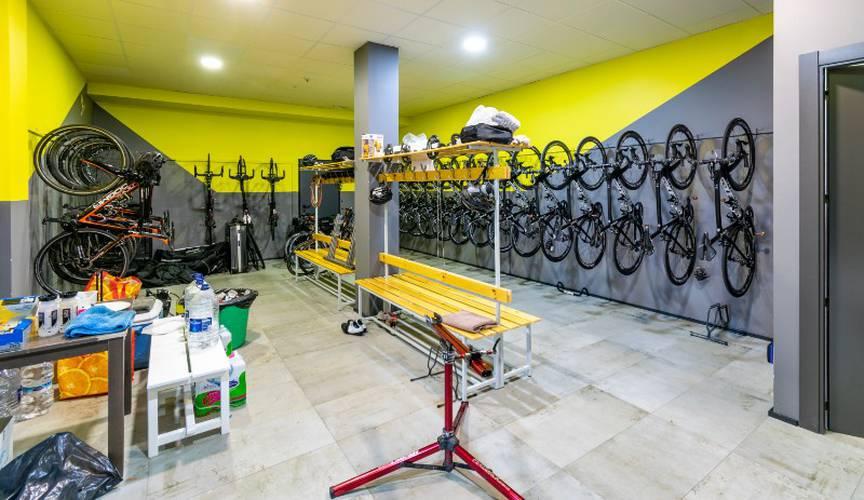 Bike Zone Hotel Cap Negret Altea, Alicante