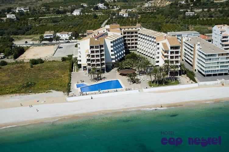 Panorámica Hotel Cap Negret Altea, Alicante