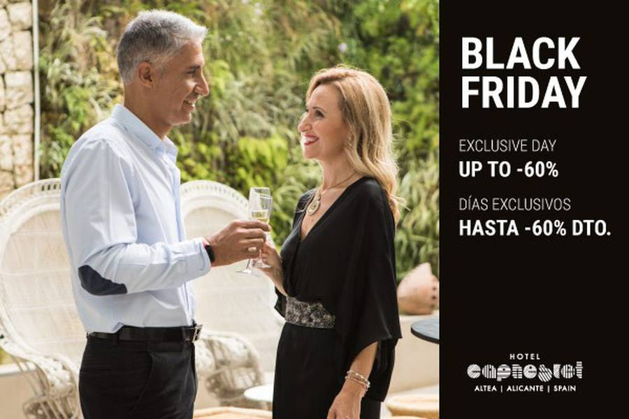 BLACKFRIDAY Hotel Cap Negret Altea, Alicante