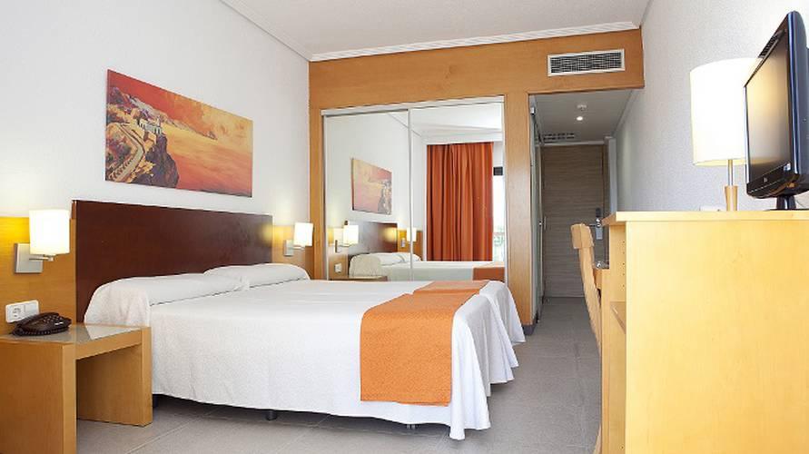 Habitación Hotel Cap Negret Altea, Alicante
