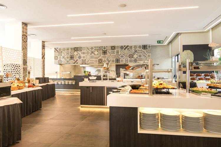 Buffet Hotel Cap Negret Altea, Alicante