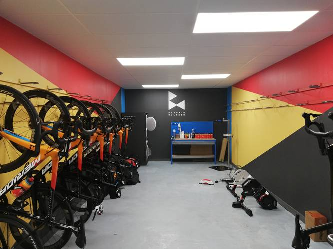 Instalaciones deportivas hotel cap negret altea, alicante