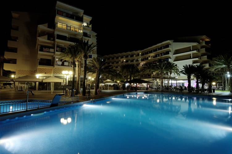 Piscina exterior Hotel Cap Negret Altea, Alicante