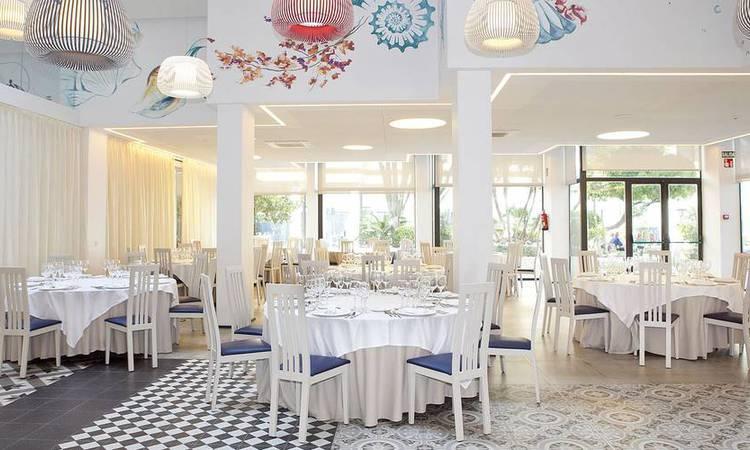 SALÓN MEDITERRÁNEO Hotel Cap Negret Altea, Alicante