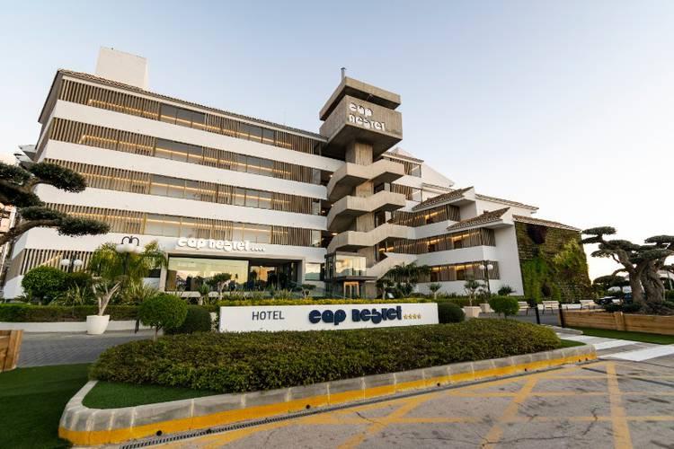 Fachada Hotel Cap Negret Altea, Alicante