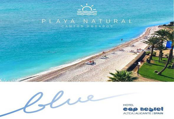 PLAYA NATURAL Hotel Cap Negret Altea, Alicante