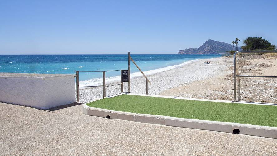 Playa hotel cap negret altea, alicante