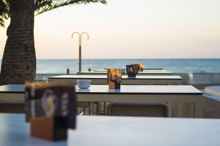 Terraza Hotel Cap Negret Altea, Alicante